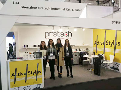 Pretech Invitation For MWC 2019 Barcelona